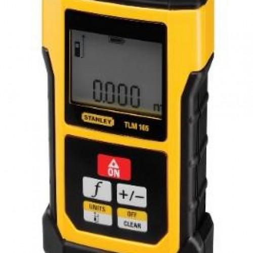 Medidor Trena Laser Stanley TLM165 - Foto 2