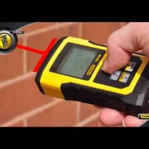 Medidor Trena Laser Stanley TLM165 - Foto 3