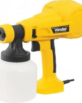 Pistola Elétrica para Pintura Vonder 400 W PEV 400, 127 V