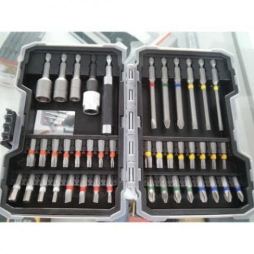 Caixa De Bits Bosch Com 43 Peças - Foto 1