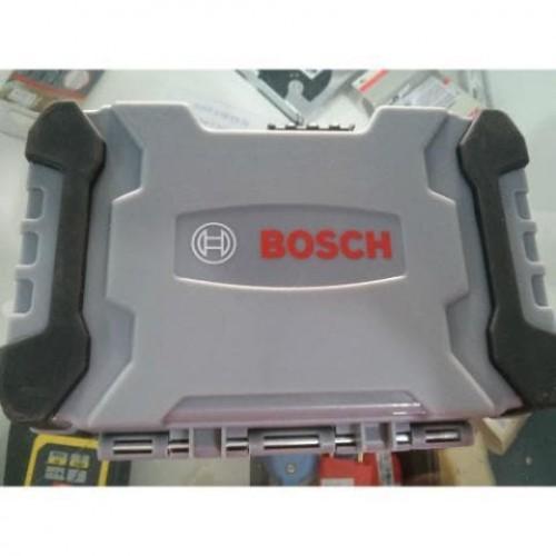 Caixa De Bits Bosch Com 43 Peças - Foto 2