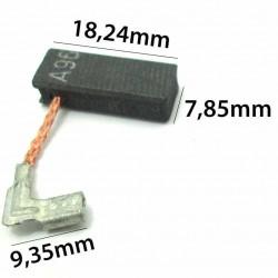 Detalhes do produto Escova de Carvão GSB 20-2 RE