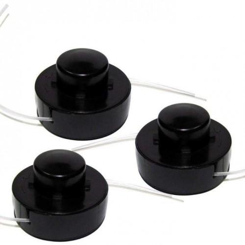 Aparador De Grama Black&Decker GL300P - Foto 2